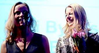 Graveduoen Mari By Rise og Lajla Ellingsen fikk hederpris på Hell: «To makaløst dyktige journalister»