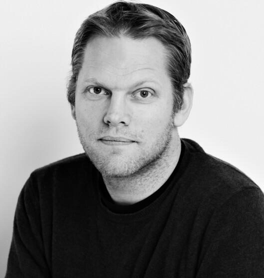 Journalist Øyvind Lie.