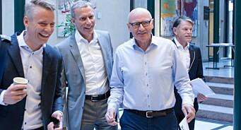 Disse 10 Schibsted-toppene tjente til sammen 73 millioner i fjor. Konsernsjef Rolv-Erik Ryssdal fikk 10 prosent mer enn året før