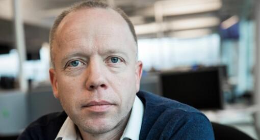 Utviklingsredaktør Trond Sundnes i DN rykker opp i NHST. Svein-Thore Gran gir seg etter 30 år i konsernet