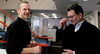 - Harald Strømme har vært en helt fantastisk fin leder. Vi har en enorm tillit til han, og når han går av, så er det en god grunn til det