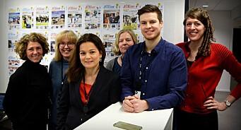 Aftenposten Junior vokser på papir, men skal nå også ta steget på nett. Varsler storsatsing digitalt