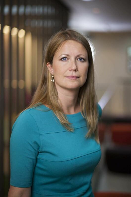 Therese Manus, daglig leder i Kommunikasjonsforeningen.
