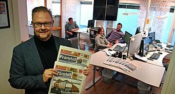 Nok en avis kutter lørdagen: Framtid i Nord blir todagersavis