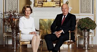 NTB med skandaløs tabbe: Nyhetsbyrået sendte ut melding om at Kong Harald var gått bort