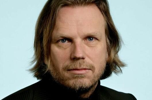 Programredaktør Kyrre Nakkim i NRK.