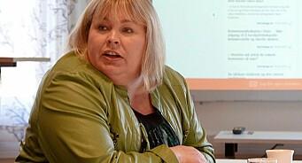 Fredag sluttet Elin Floberghagen som direktør i Fagpressen. Ny sjef er ennå ikke på plass