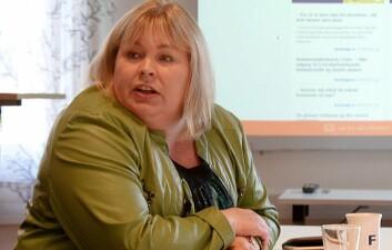 Elin Floberghagen forlot Fagpressen for å bli generalsekretær i Norsk Presseforbund.