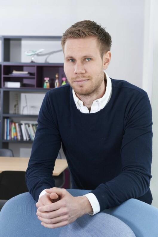 Christian Nordby Bø, reklameanalytiker.