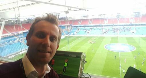 Jørgen Klem går fra TV 2 for å blir Eurosport-kommentator