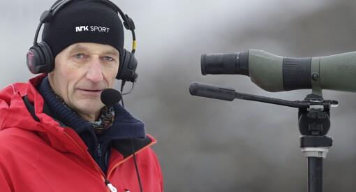 Nettavisen skrev at NRK-ekspert Ola Lunde mente skytetrener Stian Eckhoff måtte gå. Men de hadde ringt «feil Ola Lunde»