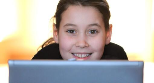 Seks av ti foreldre bekymret for barnas nettsikkerhet