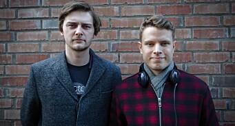 I dag lanserer Andreas og Kasper en «true crime»-podkastserie eksklusivt på lydboktjeneste