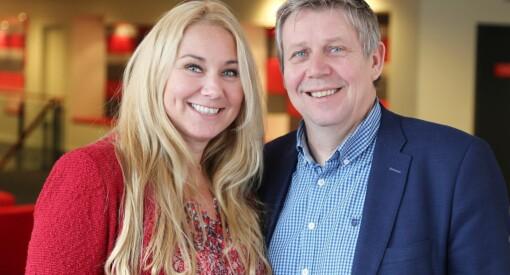 TV: Her er Discoverys nye lederduo - se intervju med Tine Austvoll Jensen og Eivind Landsverk