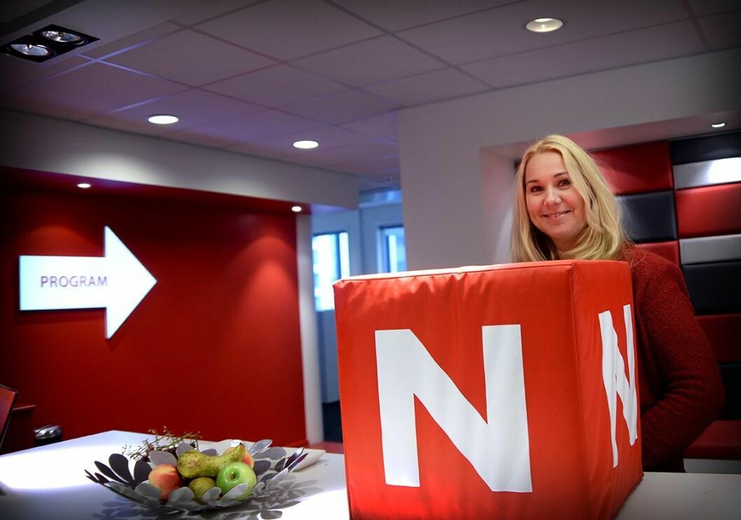 Tine Austvoll Jensen, administrerende direktør for Discovery Network Norge.