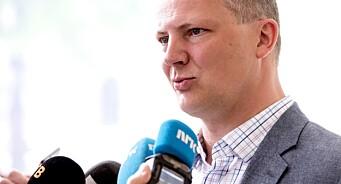Ketil Solvik-Olsen møtte TV 2, Nordlys og iTromsø med ren løgn. Fordi Frp og Høyre hadde solgt inn saken til NRK