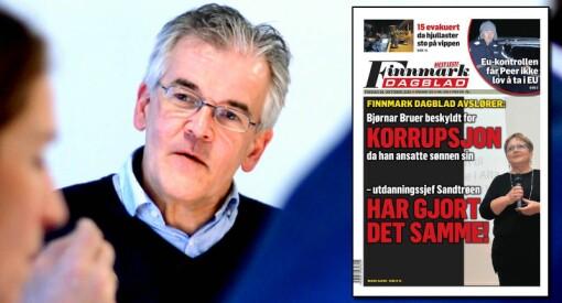 - Så ekstremt tabloid at det ikke kan passere, sier PFU-leder om FD-forside. Finnmark Dagblad felt for tredje gang på to måneder
