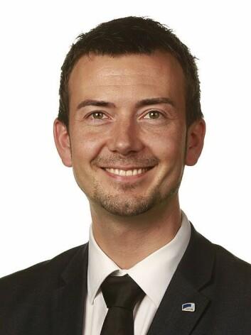 Kent Gudmundsen, stortingsrepresentant for Troms Høyre.