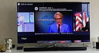 Ny app til Apple TV: Nå kan du strømme video fra Facebook rett på den store skjermen
