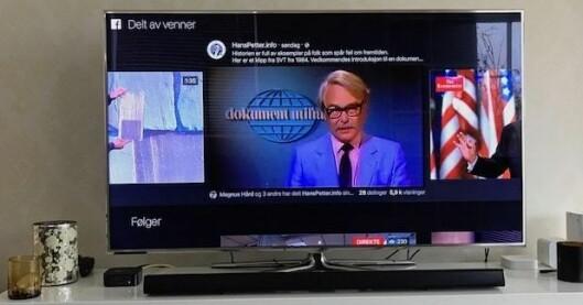 Facebooks nye app til Apple-TV.