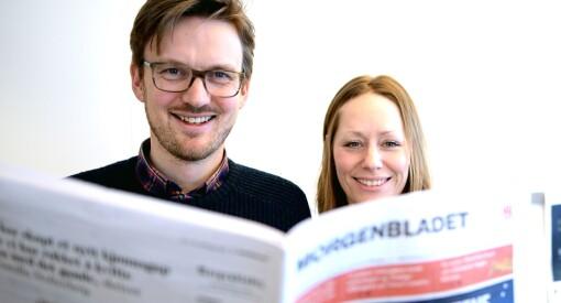 DN: Klubben i Morgenbladet er bekymret etter redaksjonssjef Ivar A. Iversen sluttet på dagen