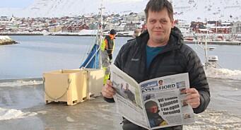 - Lag god avis og sats på journalistikken, sier Øystein Ingilæ. Kyst og Fjord øker opplaget igjen og nærmer seg 2000 aviser