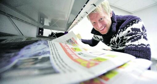 Etter kjempevekst for Vestby Avis får Mattias Mellquist (41) nye utfordringer: Tar over som Amta-sjef