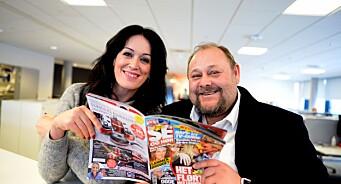 Har ukepressen «møtt grunnfjellet»? Oppløftende lesertall for både magasiner og kjendisblader. Sjekk alle tallene her!