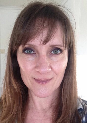 Eva Stenbro, journalist og konserntillitsvalgt.