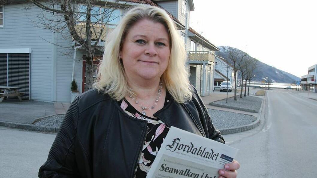 Ingebjørg Nilsen Stokkenes blir sjef for lokalavisa.
