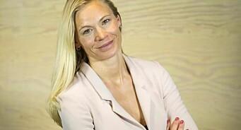 Karin Greve-Isdahl (37) til Storebrand. Blir ny konserndirektør for kommunikasjon