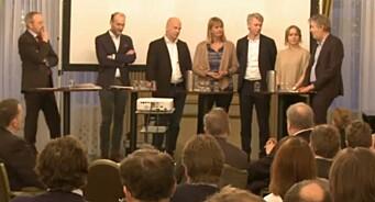 TV: Se mediebransjen diskutere mediemangfoldet og utvalgets ønskeliste