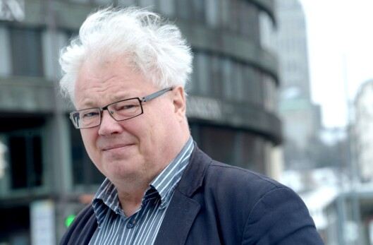 Juha Rekola er internasjonal ombudsmann i Finlands journalistforbund.