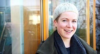 Før hørte du «Moi» på radio. Nå er Ingjerd Østrem Omland (33) selv blitt sjef for flaggskipene på P1 og P3