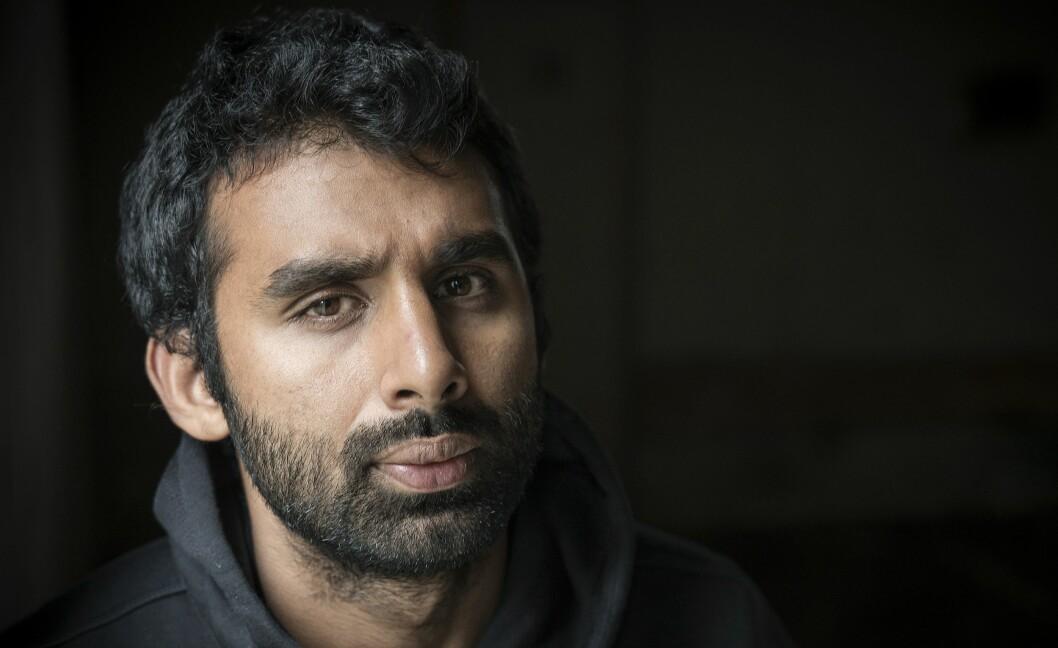 Adel Khan Farooq, frilansjournalist, forfatter og filmprodusent.