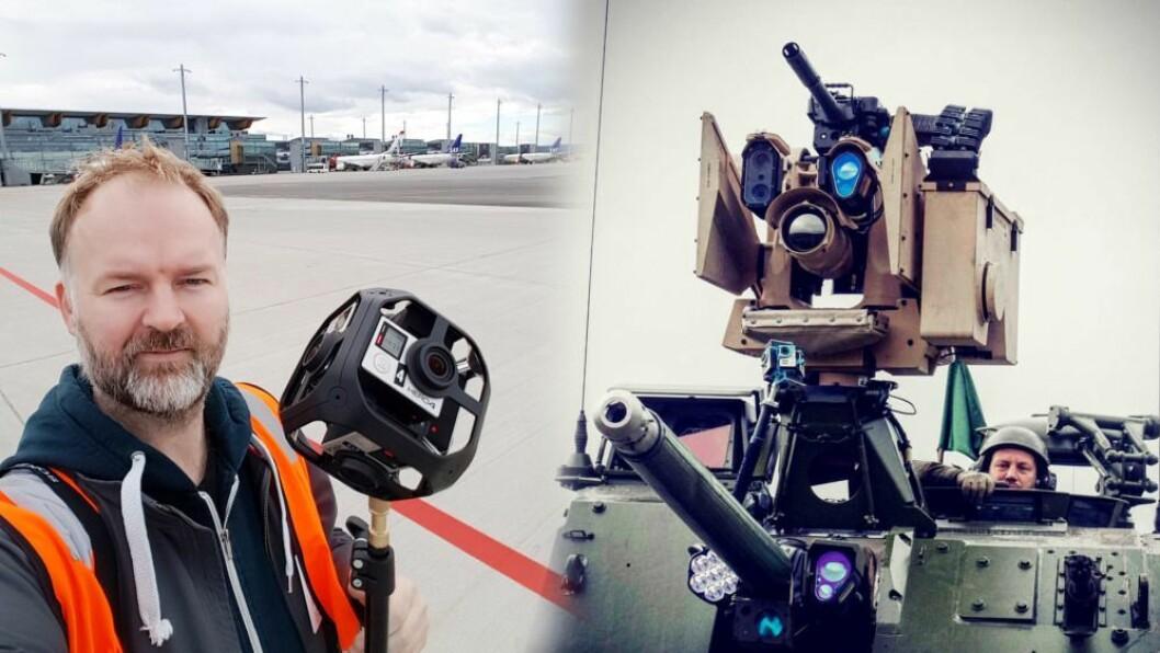 Teknisk Ukeblad har vært høyt og lavt med 360/VR-kamera det siste året.