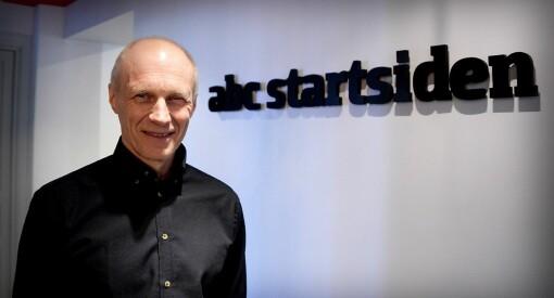 Norges mest lønnsomme mediehus er solgt: Espen Udland og ABC Startsiden har levert 554 millioner kroner i overskudd siden år 2000