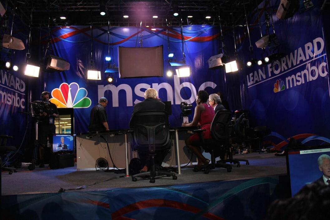 Programlederen Rachel Maddow ved TV-stasjonen MSNBC skrev i natt på Twitter at hun har fått se selvangivelsen fra 2005, og kanalen ville komme med mer informasjon om papirene om kort tid.
