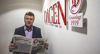 – Forslaget er helt vanvittig, sier Vebjørn Selbekk: 60 aviser risikerer å gå dukken etter postomlegging