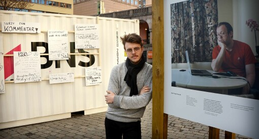 Kyrre Lien portretterte nettroll i Europa, Russland og USA. Selv har han blitt drapstruet flere ganger og kalt landsforræder etter prosjektet