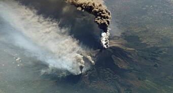 BBC-team med journalister ble skadd av flygende steiner og lava på vulkanen Etna