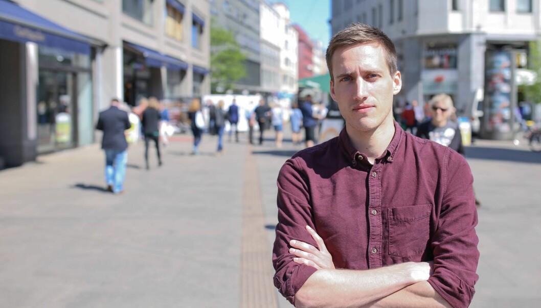 Ola Magnussen Rydje blir ny politisk reporter i Dagens Næringsliv.