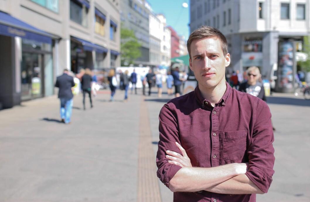 Ola Magnussen Rydje blir ny kommentator i Dagbladet.