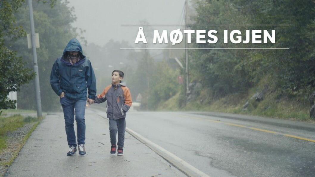 """NRK Hordalands """"Mottaket"""" episode 9 om Lazkeen og sønnen Mohamed fra Syria."""