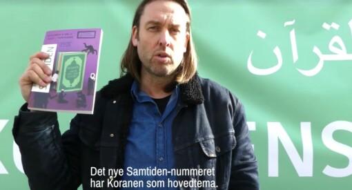 Christian Kjelstrup opptrer som redaktør og bokselger på samme tid. Integritet til salgs?