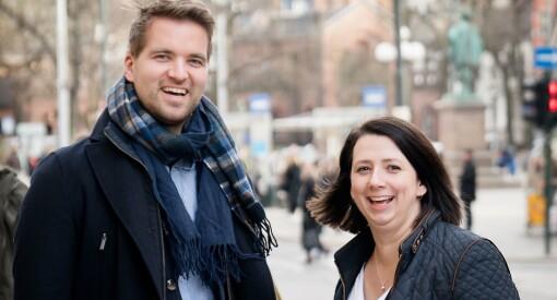 Se, to faste ansettelser i mediebransjen: Mathias og Hanne får jobb i Teknisk Ukeblad