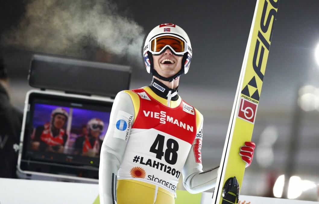 NRK kan miste hoppuke-renn. Arkivfoto