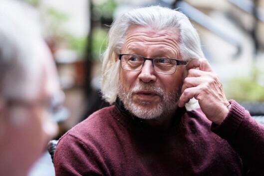 Helge Øgrim gikk av som redaktør sommeren 2016.