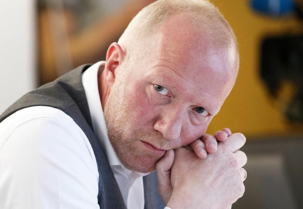 Arne Jensen.