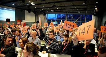Norsk Journalistlag har vedtatt medlemskaps-endring